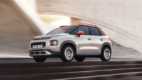 NEW CITROËN C3 AIRCROSS COMPACT SUV ROAD SHOW