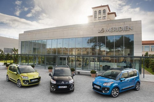 Citroën C3 Picassoの登場